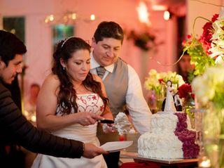 El matrimonio de Carolina y Claudio 2