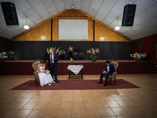 El matrimonio de Matías y Natalia 1
