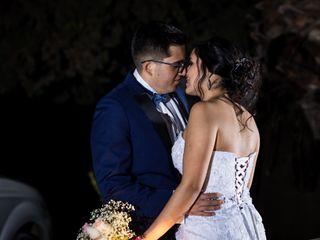 El matrimonio de Matías y Natalia