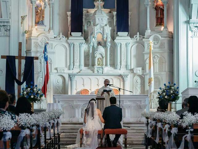 El matrimonio de Andy y Mariel en Antofagasta, Antofagasta 14