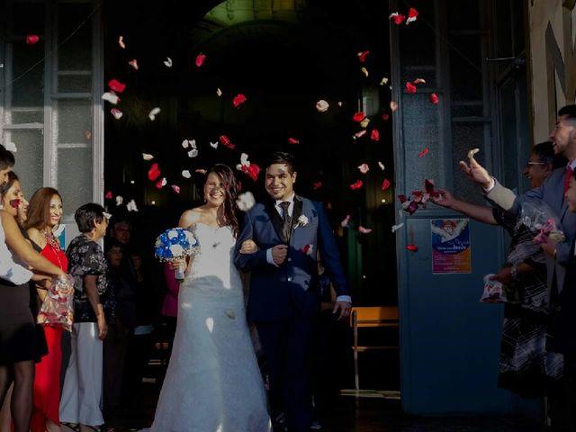 El matrimonio de Andy y Mariel en Antofagasta, Antofagasta 16