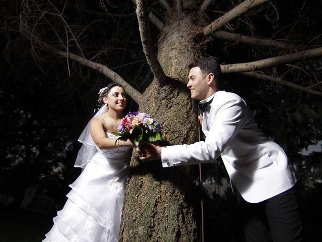 El matrimonio de Denisse y Leo