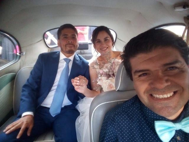 El matrimonio de Ney y Aracelly