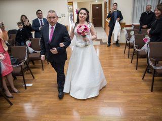 El matrimonio de Edgar y Katherine 1