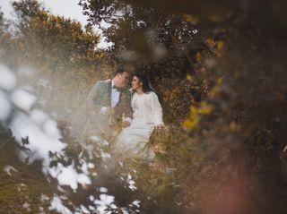 El matrimonio de Edgar y Katherine