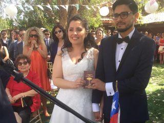 El matrimonio de Katherinne y Felipe 3