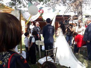 El matrimonio de Katherinne y Felipe