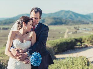 El matrimonio de Lorena y Elias