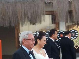 El matrimonio de Michel y María 3