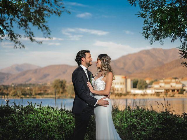 El matrimonio de Daniela y Raúl