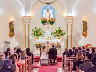 El matrimonio de Victoria y Rodrigo 1
