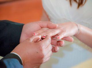 El matrimonio de Victoria y Rodrigo 2