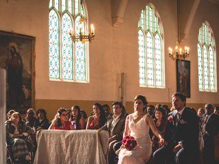 El matrimonio de Mariana y Iván 3