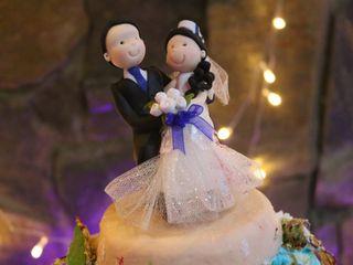 El matrimonio de Elizabeth  y Héctor  2