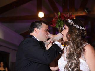 El matrimonio de Carolina y Sebastián 1