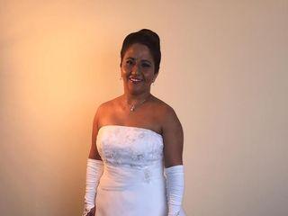 El matrimonio de Sandra y Marcial 1