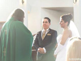 El matrimonio de Sandra y Marcial 3