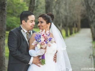 El matrimonio de Sandra y Marcial