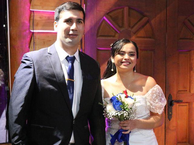 El matrimonio de Elizabeth  y Héctor