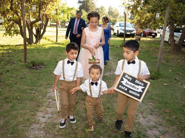 El matrimonio de Matías y Jeniffer en Maipú, Santiago 11