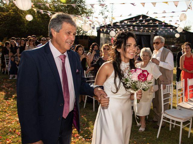 El matrimonio de Matías y Jeniffer en Maipú, Santiago 17