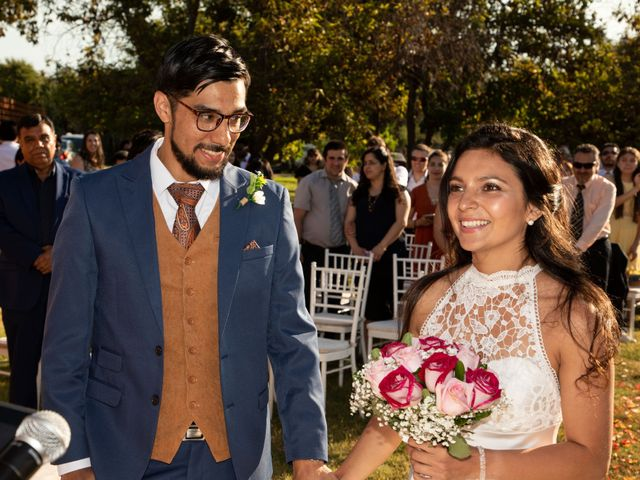 El matrimonio de Matías y Jeniffer en Maipú, Santiago 18
