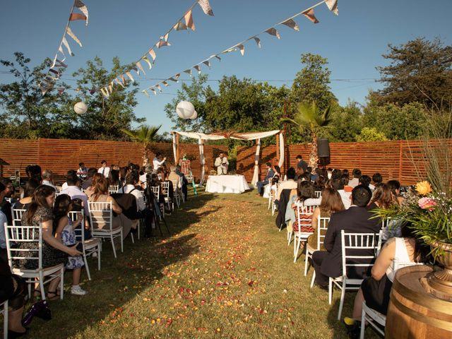 El matrimonio de Matías y Jeniffer en Maipú, Santiago 23
