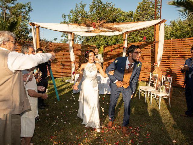 El matrimonio de Matías y Jeniffer en Maipú, Santiago 36