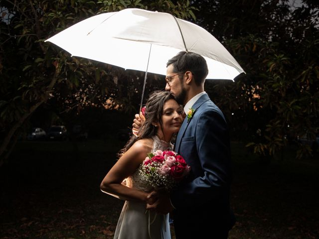 El matrimonio de Matías y Jeniffer en Maipú, Santiago 2