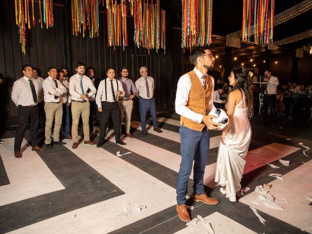 El matrimonio de Matías y Jeniffer en Maipú, Santiago 69