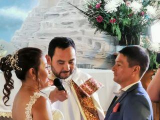 El matrimonio de Camila Soledad y Dario Alejandro 1
