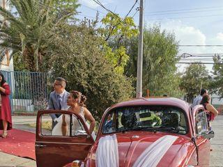 El matrimonio de Camila Soledad y Dario Alejandro 3