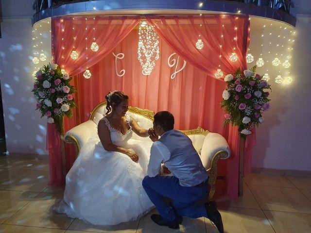 El matrimonio de Camila Soledad y Dario Alejandro