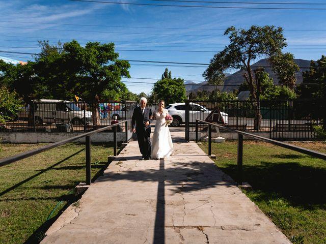 El matrimonio de Isaac y Elvira en Paine, Maipo 15