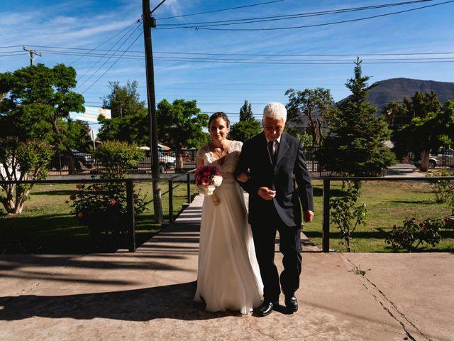 El matrimonio de Isaac y Elvira en Paine, Maipo 16