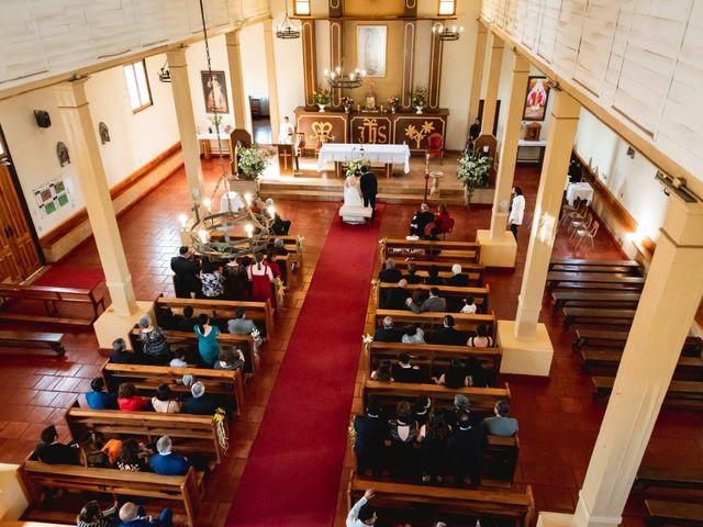 El matrimonio de Isaac y Elvira en Paine, Maipo 18