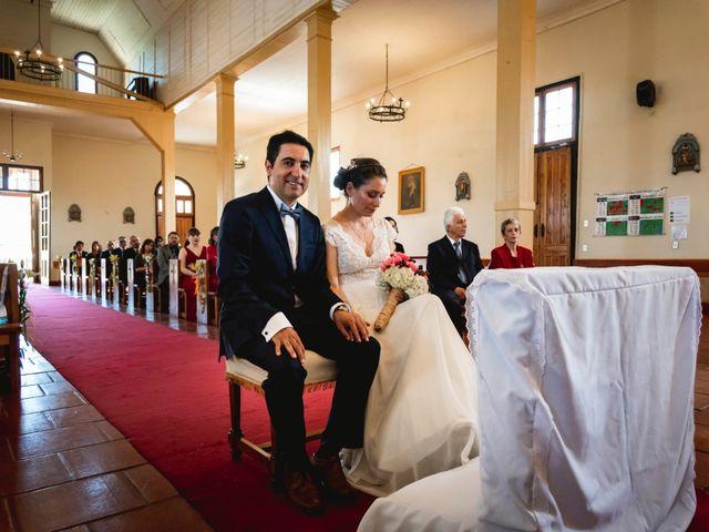 El matrimonio de Isaac y Elvira en Paine, Maipo 21