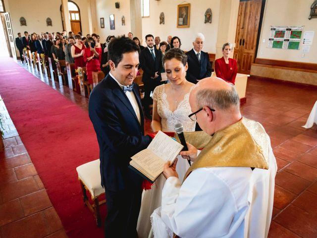 El matrimonio de Isaac y Elvira en Paine, Maipo 22