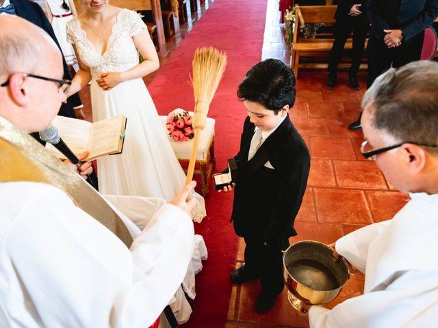 El matrimonio de Isaac y Elvira en Paine, Maipo 23