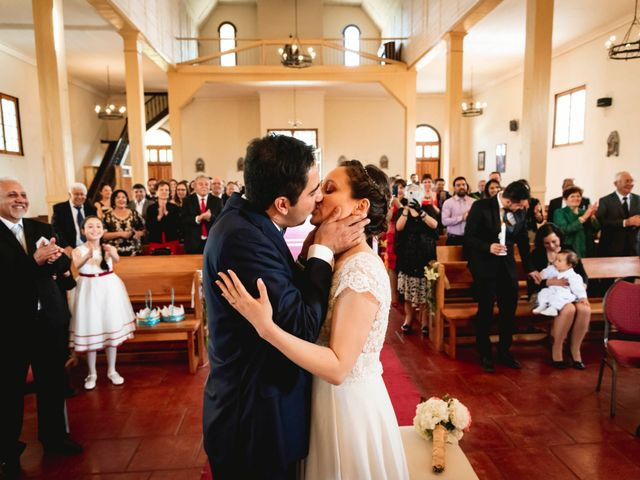 El matrimonio de Isaac y Elvira en Paine, Maipo 28