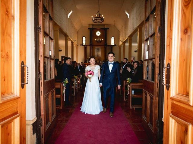 El matrimonio de Isaac y Elvira en Paine, Maipo 29