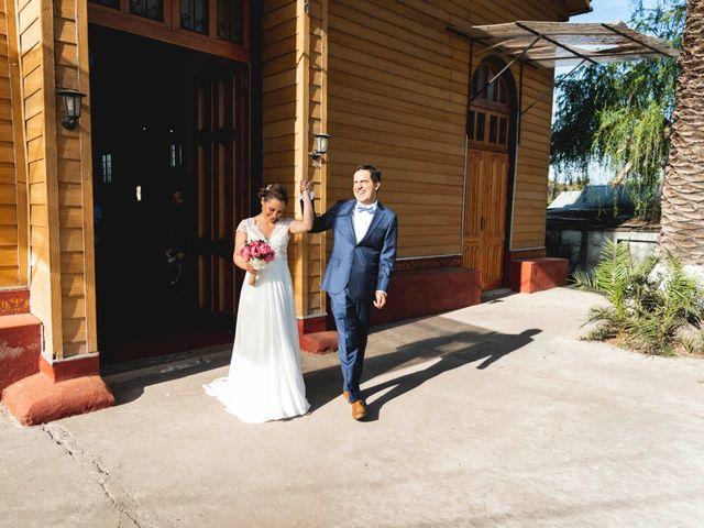 El matrimonio de Isaac y Elvira en Paine, Maipo 30