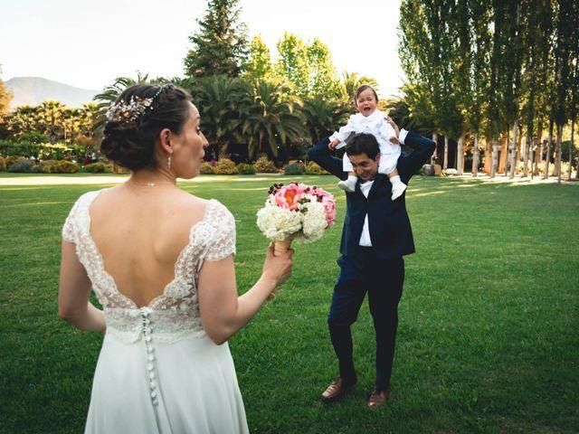El matrimonio de Isaac y Elvira en Paine, Maipo 35