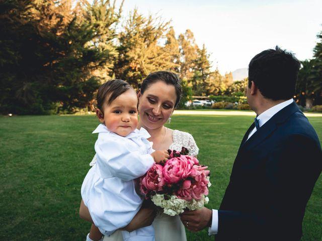 El matrimonio de Isaac y Elvira en Paine, Maipo 36
