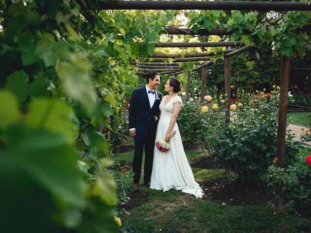 El matrimonio de Isaac y Elvira en Paine, Maipo 44