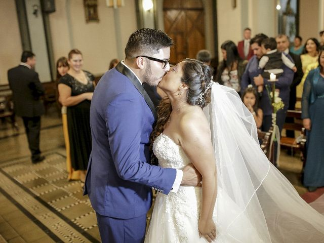 El matrimonio de Jeniffer y Michael