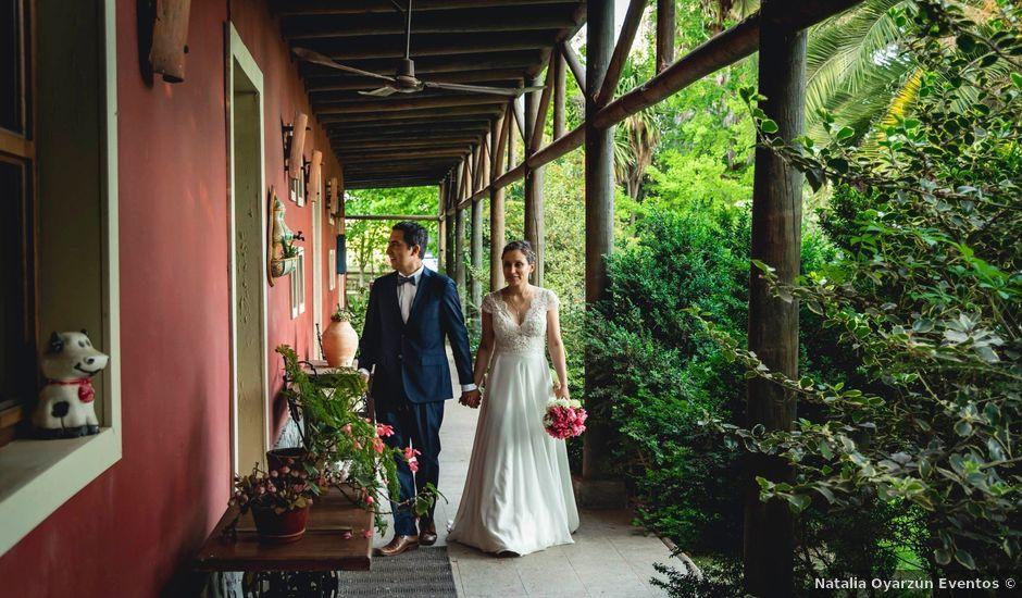 El matrimonio de Isaac y Elvira en Paine, Maipo