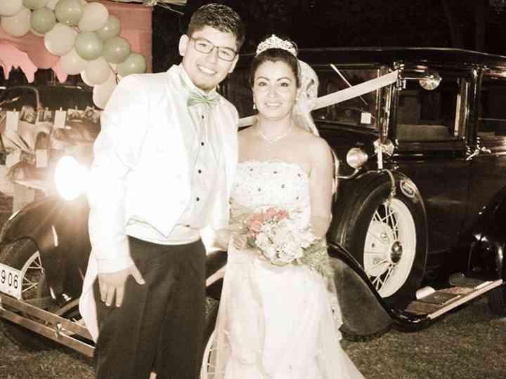 El matrimonio de Patricia y Paolo