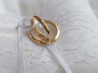 El matrimonio de Macarena y Oscar 1