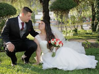 El matrimonio de Macarena y Oscar